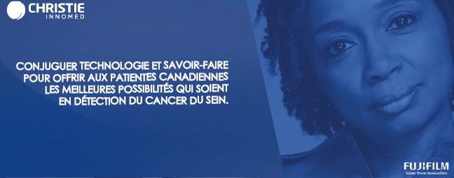 Nouveau système de mammographie FUJIFILM ASPIRE Cristalle                              Des solutions à la fine pointe de la technologie